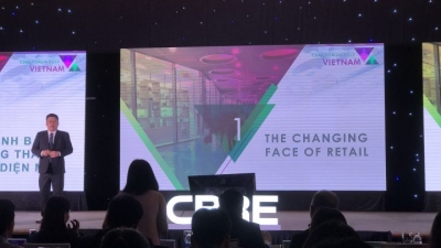 CBRE: Modern design and customer experience key in new malls