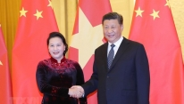 NA Chairwoman makes China visit