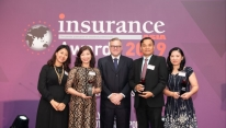Prudential Vietnam a triple winner at Insurance...