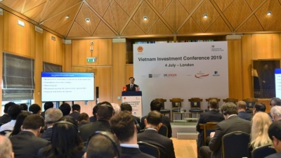 London conference connects capital sources