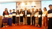 50 ethnic minority girls win VinaCapital...