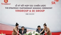 SK Group to buy $1bn worth of Vingroup shares