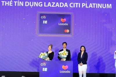 Citi & Lazada launch Vietnam's first e-commerce credit card partnership
