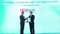 HDBank impresses at Vietnam Listed Companies...