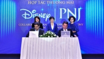 PNJ partners with Walt Disney
