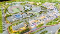 Keppel Land breaks ground at Saigon Sports City