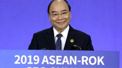PM attends ASEAN-RoK CEO Summit