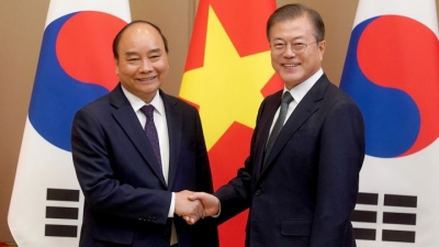PM pays official visit to Republic of Korea