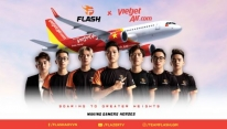 Team Flash signs sponsorship deal with Vietjet