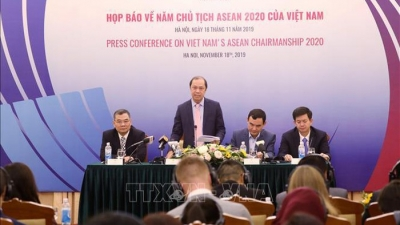 ASEAN National Committee 2020 holds international press conference