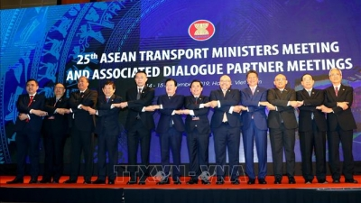 Hanoi hosting 25th ASEAN Transport Ministers Meeting