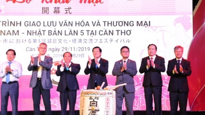 Vietnam-Japan culture and trade program kicks off in Can Tho