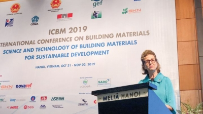 International Conference on Building Materials 2019 underway