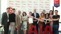 AIA Vietnam certified as a 'Great Place to Work'