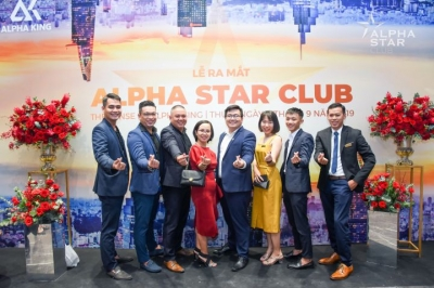 Alpha King introduces Alpha Star Club