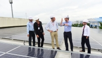 GIZ & Cat Tuong promote private solar energy...