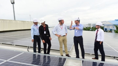 GIZ & Cat Tuong promote private solar energy investment