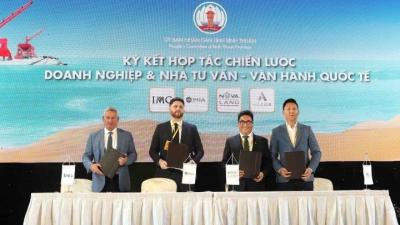 MoU signed to promote Binh Thuan tourism