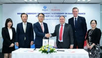 Prudential Vietnam & Shinhan Bank establish...