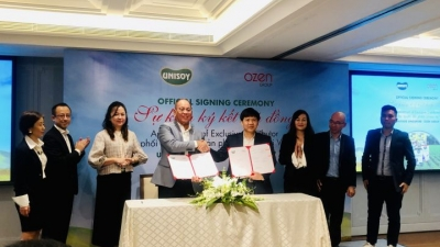 Ozen Group becomes exclusive distributor of Unifood