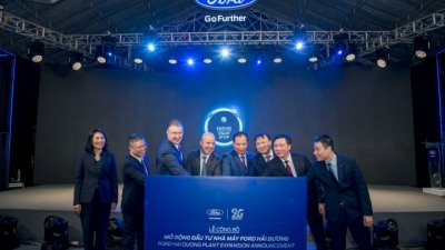 Ford Vietnam announces $82mn expansion to Hai Duong assembly facility
