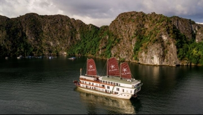 Heritage Line sets course for sailing bliss on Lan Ha Bay