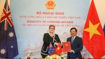 Australia deepens engagement with Vietnam on...