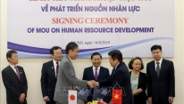 Vietnam & Japanese prefecture to strengthen human...