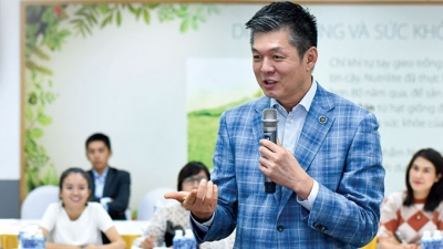 Amway sees potential in Vietnam