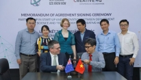 HCMC & NZ sign deal on startup and innovation...