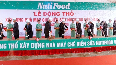 NutiFood to build largest milk factory in the north