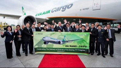 EVA Air opens Da Nang - Taipei flights