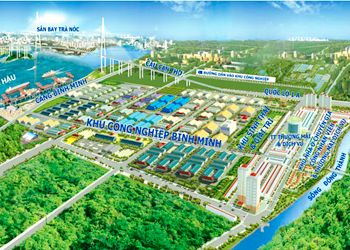 Industrial parks total 325