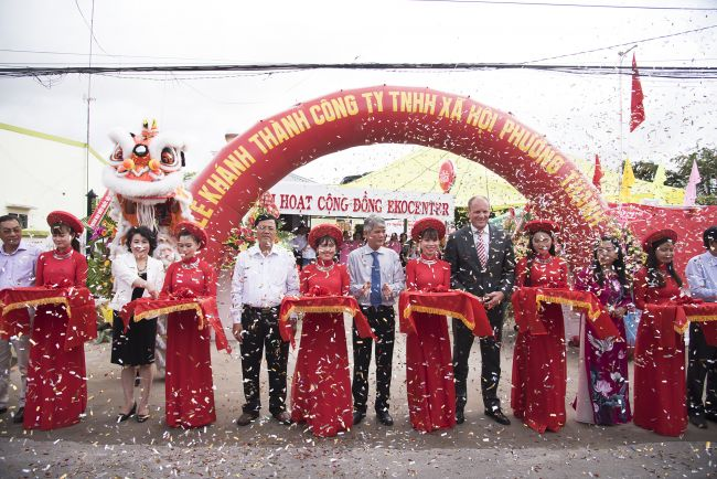 Coca-Cola Vietnam opens new EKOCENTER in Dong Thap