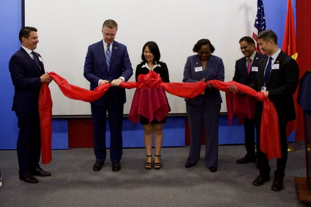 US Embassy opens Animal and Plant Health Inspection Service office