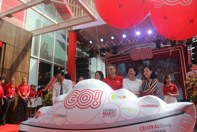 Central Group Vietnam opens GO! My Tho shopping mall