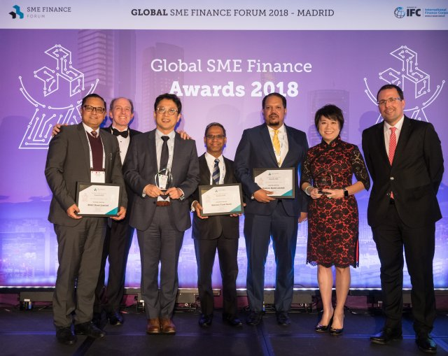 VPBank honored for SME services