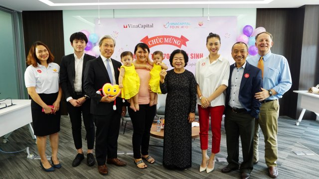 Heartbeat Vietnam helps 7,000th child