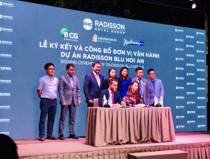 Radisson Hotel Group to manage Hoi An resort