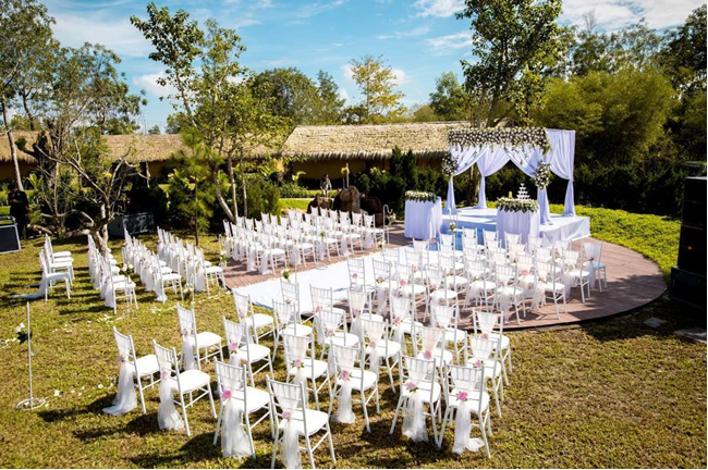 Fusion resorts offering wedding packages