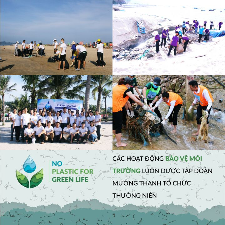Muong Thanh Hospitality kicks off environmental protection campaign