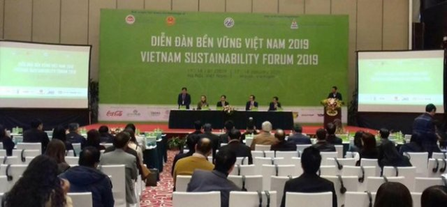 Vietnam Sustainability Forum 2019 held