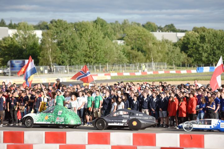 Vietnamese team does well at Shell Eco-marathon Europe