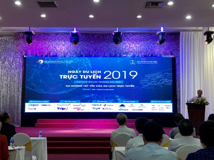 Vietnam Online Tourism Day 2019 held in Hanoi