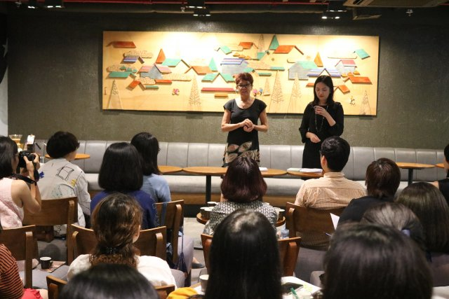 Starbucks Vietnam active in CSR in north