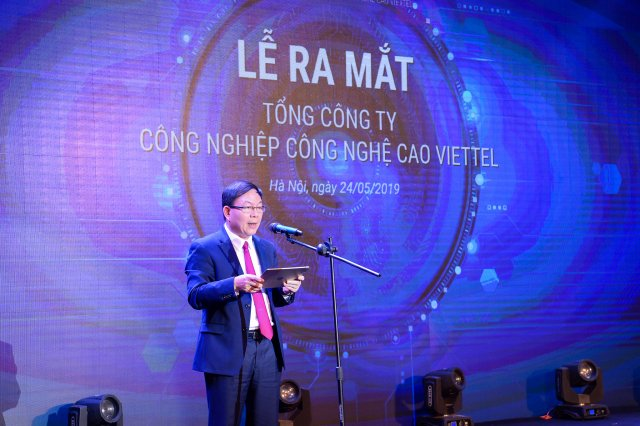 Viettel establishes Viettel High Technology Industries Corporation