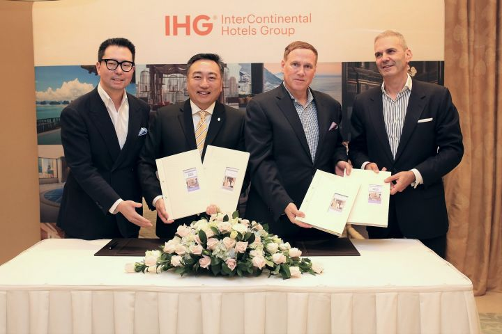 IHG increases presence with two hotels on Ho Tram Strip