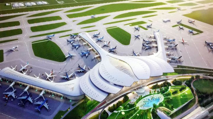 NA approves feasibility report for Long Thanh International Airport