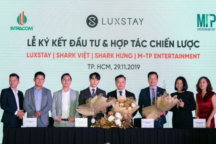 Luxstay signs investment cooperation agreement