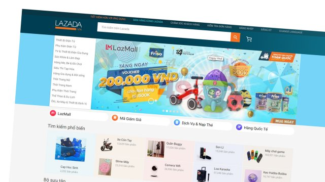 iPrice: Shopee & Tiki hold lead in web traffic in Q2